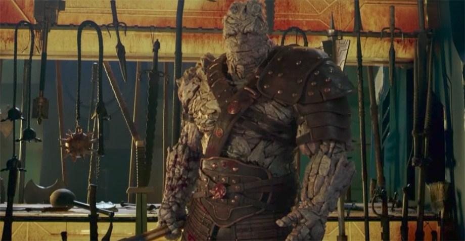 """Este es Korg nuevo personaje a aparcer en """"Thor Ragnarok"""""""