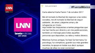La Neta Noticias En Vivo – Martes 10 de Octubre
