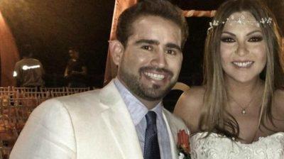 Mariana Ohoa a punto del divorcio, enfrentan una crisis de pareja