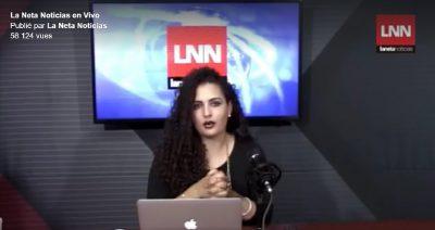 La Neta Noticias En Vivo – Lunes 16 de Octubre del 2017