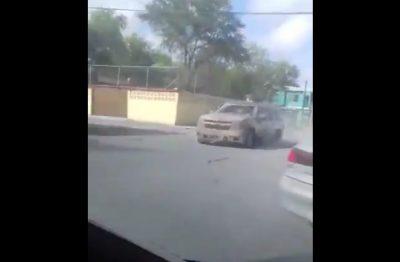 Militares persiguen a sicarios en Río Bravo y se vuelven virales (Video)