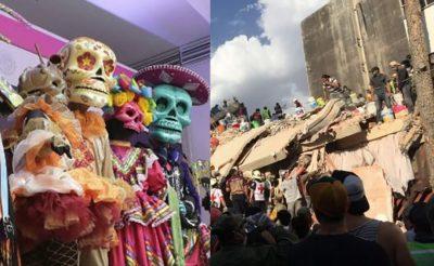 Desfile de Día de Muertos en CDMX será dedicado a las víctimas del terremoto