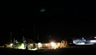 Chile invita a una jornada de observación de OVNIS en el cielo