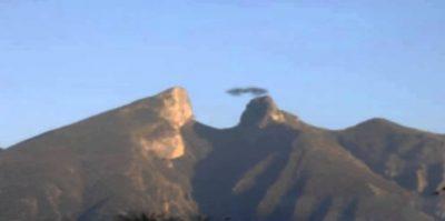 Nuevo León y Coahuila registran la presencia de OVNIS en el cielo