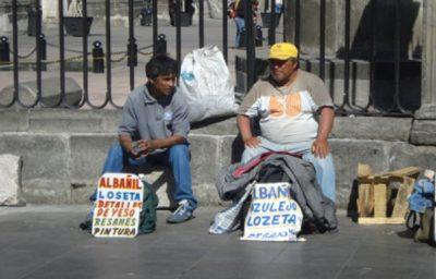 El desempleo urbano va en aumento en Latinoamérica