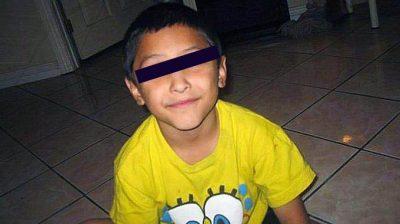 Asesinaron a niño de 8 años porque creían que era homosexual