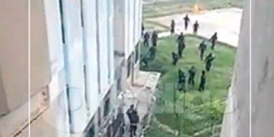 Así ocurrió el motín en el penal de Cadereyta (VIDEO)
