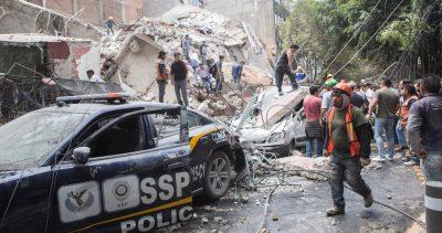 Profeco y PGJ van por responsables de edificios colapsados tras sismo