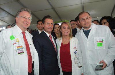 Peña Nieto gasta en publicidad y recorta sectores como salud