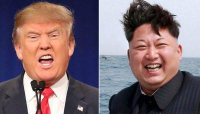 """Reino Unido asegura que Norcorea está cerca de atacar EU y Trump afirma """"Estamos preparados"""""""
