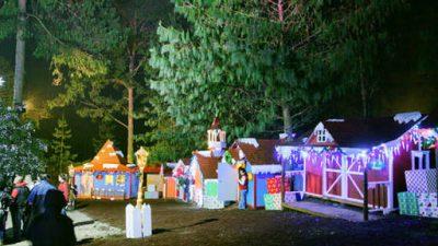 Parque Noël cerrará sus puertas el próximo 17 de diciembre