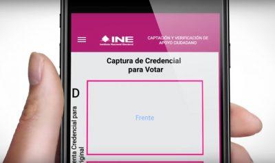 El primer independiente en juntar firmas del INE es de Nuevo León