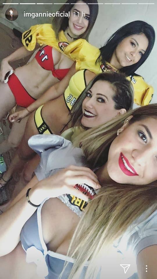 Chicas De Enamorándonos Realizan Sensual Sesión En Bikinis