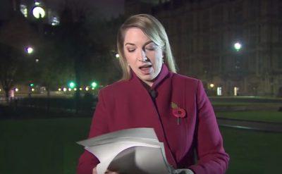 Vídeo de 'pujidos' interrumpe un reportaje de la BBC en vivo