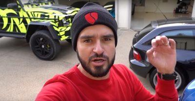 Empresario mexicano presume su colección de autos de lujo (VÍDEO)