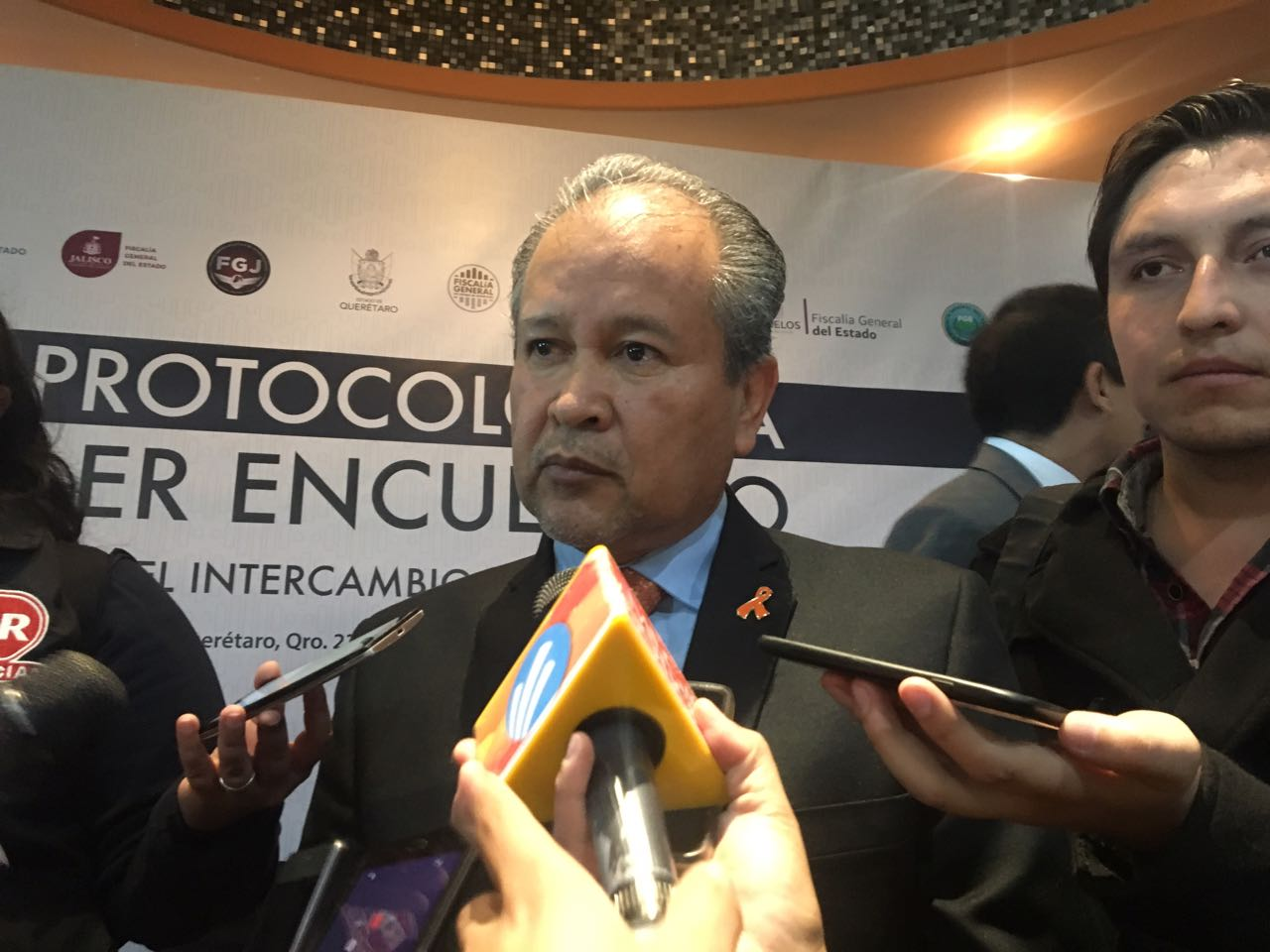 En Querétaro no hay bandas de robo a cuentahabiente asegura fiscal