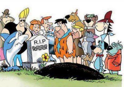 Teorías extrañas sobre tus caricaturas favoritas de los 90