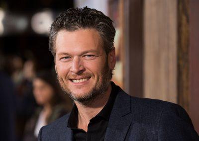 El hombre más sexy del mundo es Blake Shelton