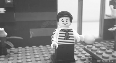 Lego le rinde tributo a Pedro Infante (VÍDEO)