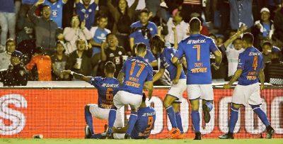 Cruz Azul vuelve a la liguilla de la Liga MX tres años después (Video)