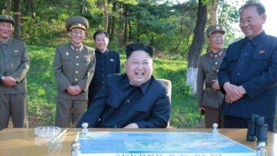 Pyongyang podría realizar prueba nuclear en cualquier momento