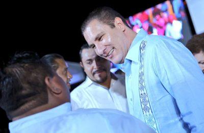 Rafael Moreno Valle asegura que ser gandalla provocará el fracaso del Frente Ciudadano
