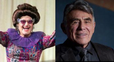 Héctor Suárez: la nueva 'señora Presidenta'; Zuria Vega no está nada contenta