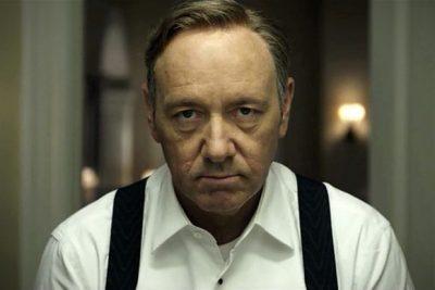 Revelan obsesión de Kevin Spacey hacia actor de 'House of Cards'