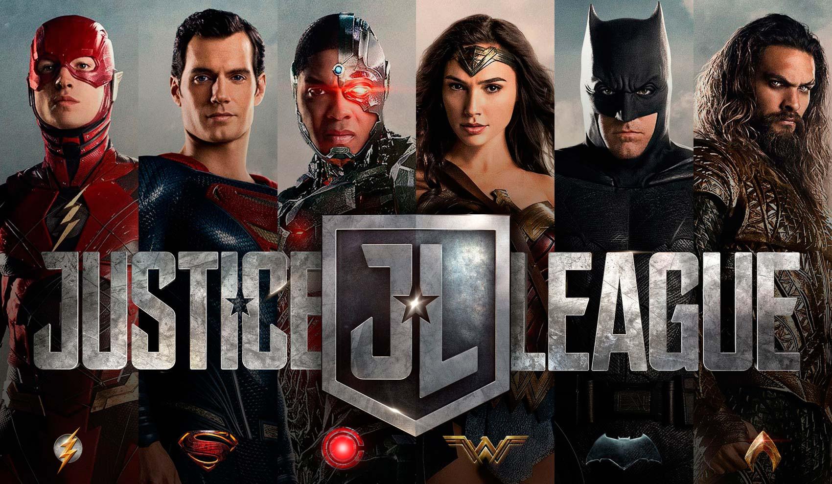 Resultado de imagen para la liga de la justicia
