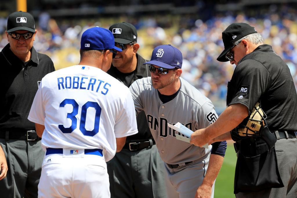 Dodgers y Padres jugarán serie de Grandes Ligas en México