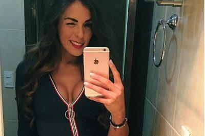 """Ale """"La Jarocha"""" es traicionada por ajustado cachetero y lo enseña todo (Fotos)"""