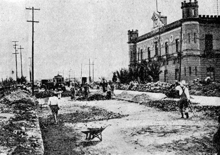 Resultado de imagen para palacio negro de lecumberri