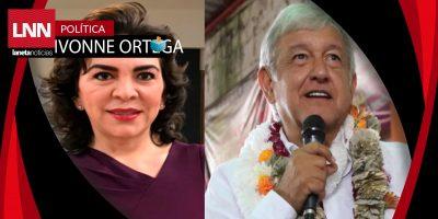 Ivonne Ortega amenaza al PRI con unirse a AMLO