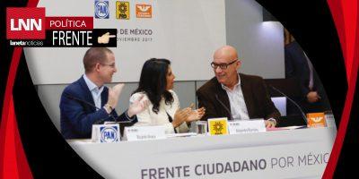 Anaya 'cede' tras presiones de Moreno Valle, Mancera y Zavala ¿Ya no habrá dedazo?