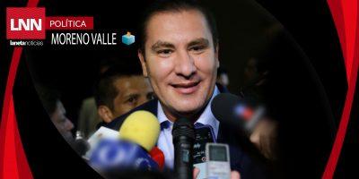 Moreno Valle afirma que el Frente debe abrir candidatura para no ser como AMLO