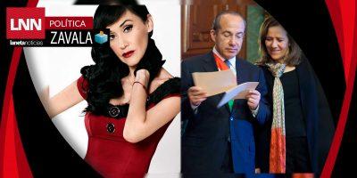 Susana Zabaleta les dice sus verdades a Margarita Zavala y Felipe Calderón