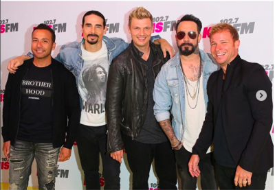 ¡Integrante de los Backstreet Boys envuelto en escándalo sexual!