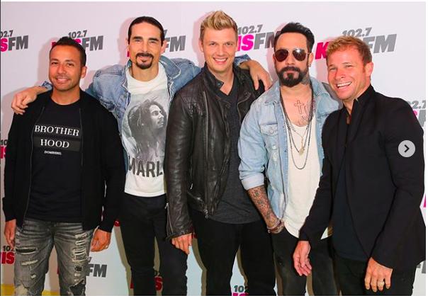 ¡Integrante de los Backstreet Boys envuelto en escándalo sexual!