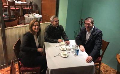 Rafael Moreno Valle, Zavala y Mancera se reúnen y nace TUCA (Todos Unidos Contra Anaya)