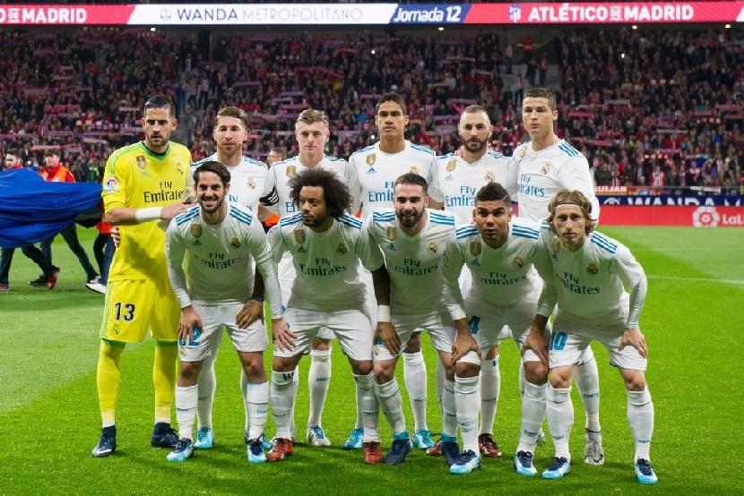 Real Madrid empata comtra el Atlético de Madrid y se aleja de la punta