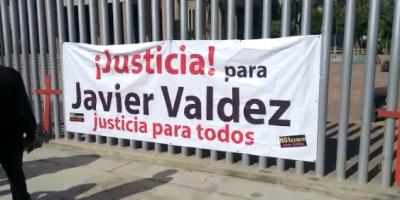 Exigen justicia por periodista asesinado