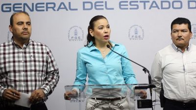 Fiscalía de Sinaloa gira órdenes de aprehensión contra cinco ex funcionarios