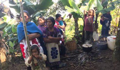 No hay indígenas desplazados muertos: Secretaría de Salud de Chiapas