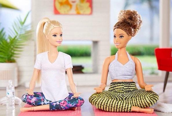 Barbie en apoyo a los derechos LGBT