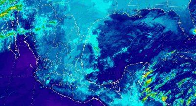 Pronostican tormentas muy fuertes para ocho estados del país