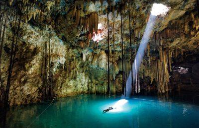 México cuenta con las cuevas más majestuosas y espectaculares