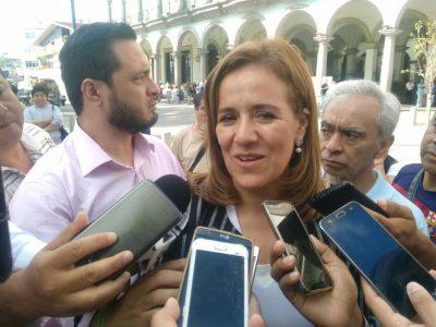 Afirma Margarita Zavala que no participará abanderando a ningún partido