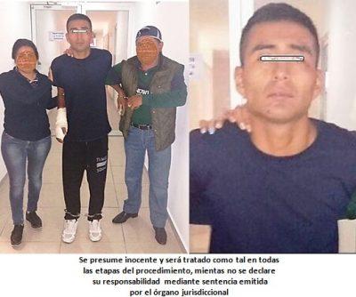 """Capturan a """"El Cuquis"""" en Puebla"""