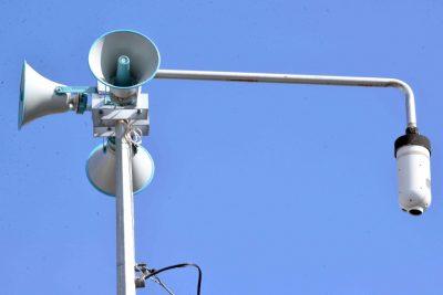 Concluye instalación del Sistema de Alertamiento de Emergencias en Neza