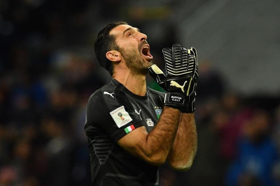 Gianlugi Buffon rompe en llanto al quedarse sin Mundial (VÍDEO)